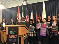 Texas Reproductive Health Advocates Lay Out Legislative Agenda
