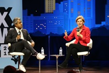 "Elizabeth Warren Leads ""Conversations on America's Future"""