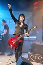Joan Jett Shreds Stubb's at SXSW Music