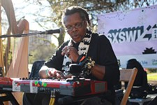 SXSW Music Review: Lonnie Holley/Mary Lattimore