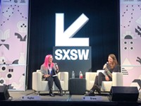 SXSW Music Featured Session: Laura Jane Grace, Our Lady of Punk, Devours SXSW
