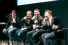 SXSW Comedy: Doug Loves Movies Podcast Recording
