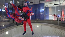 Indoor Skydiving Lets You Train Your Dragon in Virtual Reality
