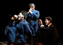 Mary Moody Northen Theatre's <i>Spring Awakening</i>