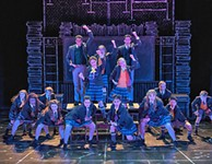 Zach Theatre's <i>Matilda the Musical</i>