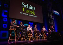 Moontower 2019 Review: <i>Schitt's Creek</i>: Up Close & Personal