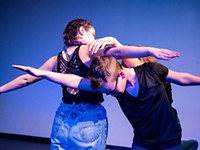 Diverse Space Dance Theatre's <i>Memoirs and Armours</i>