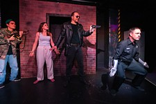 <i>Terminator: The Musical</i> at Fallout Theater