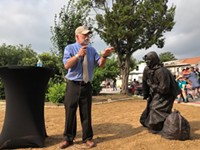 Community First! Village Honored With Homelessness Memorial
