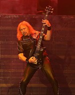 Judas Priest Co-Founder Ian Hill Wields <i>Firepower</i>