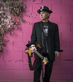 Nils Lofgren Gets <i>Blue With Lou </i> (Reed)