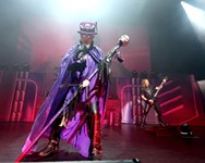 Judas Priest Slam Dunks First Night at ACL Live