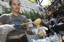 Finding the Best in Melted Cheese at the Ninth Annual Quesoff