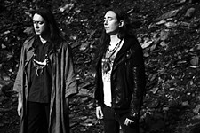 French Black Gaze Band Alcest Explores Past Lives at Austin Terror Fest