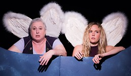 City Theatre's <i>Parallel Lives: The Kathy and Mo Show</i>