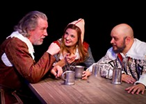 Austin Playhouse's <i>The Book of Will</i>