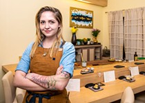 Sarah Cook Invites Diners to
