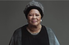 Revew: Toni Morrison: The Pieces I Am