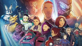 How Rooster Teeth Built Meaningful Diversity Into <i>gen:LOCK</i>