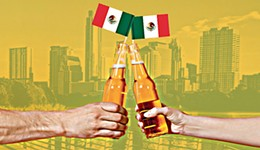 Austin's Mexican-Style Lagers Are Coming in Hot