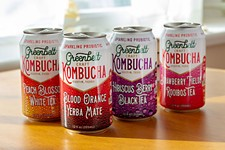 Four Flavors of Local Kombucha That Come in Cans