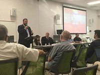 State Rep. Bucy Hosts Town Hall on Schools, Border Crisis