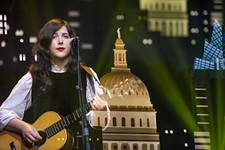 Lucy Dacus Takes Center Stage in <i>ACL</i> Debut