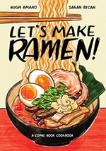 Comic Book Cookbook Shows You How to Make Perfect Ramen