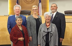 Travis County Leaders Give Themselves Raises