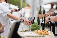 Tastes From 15 Restaurants at Austin's White Linen Night