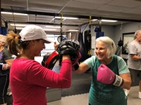 413 Fitness Brings the Fight Against Parkinson's Into the Ring