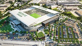 Austin FC Soccer Stadium Groundbreaking Nears