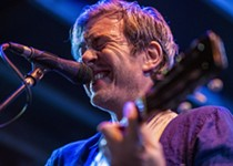 I Got Lighter, Then I Got Dark Again: Two Nights with Bill Callahan