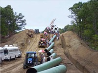 Controversial Pipeline to Cross the Hill Country