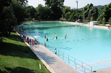Parks and Rec Proposes Metered Parking for Deep Eddy Pool Lot