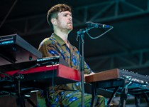 ACL Live Review: James Blake