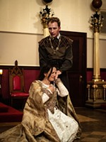The Hidden Room Theatre's <i>The Duchess of Malfi</i>