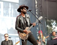ACL Live Review: Gary Clark Jr.