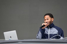 ACL Live Review: Kaytranada