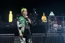 Billie Eilish Tapes <i>Austin City Limits</i> Debut