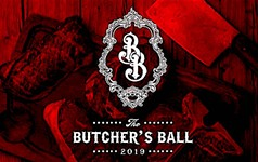 The Butcher's Ball Is a Carnivore's Paradise
