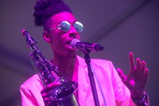 ACL Live Review: Masego