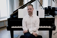 You Won't Catch Max Richter Sleeping