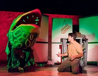 TexARTS' <i>Little Shop of Horrors</i>