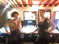 Belles & Chimes All-Female Pinball League Comes to Austin