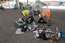 TxDOT to Begin Clearing Encampments Under Highways
