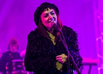 Levitation Live Shot: Angel Olsen, Devendra Banhart, Vagabon