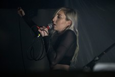 Levitation Live Shot: Lingua Ignota, Emma Ruth Rundle