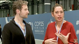 COP25: Holding the U.S. Accountable for its Ruinous Impacts on the Climate