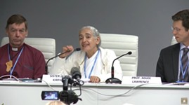 COP25: Sister Jayanti Kirpalani on What Brings Her Courage When the Confronting Climate Crisis